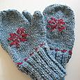 Rebecca's mittens
