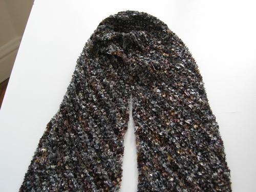 Chamonix scarf