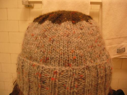 Penny Straker hat